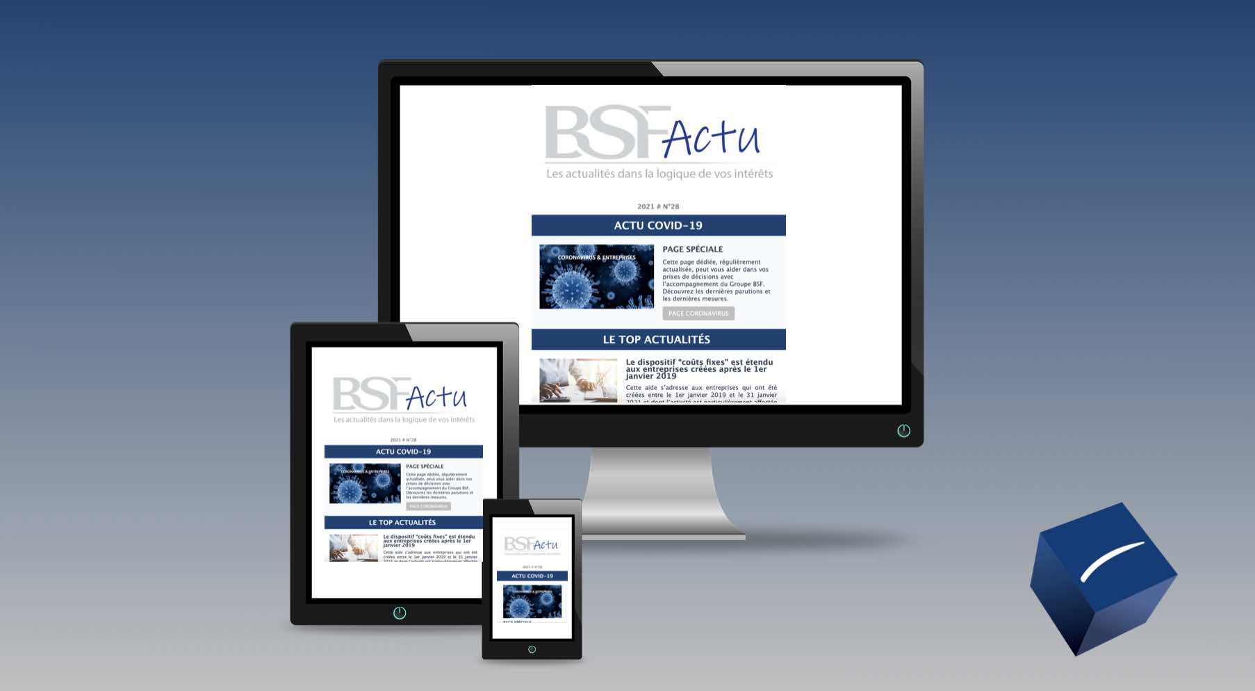 Actualités Groupe BSF expertise comptable